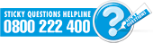 Sticky Questions Helpline