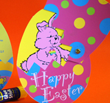 Cracking Easter Egg Cards