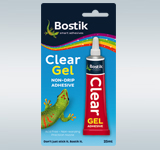 Clear Gel Adhesive