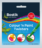 Colour 'n Paint Twisters