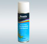 Sprayable Adhesive