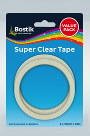 Super Clear Tape Value Pack